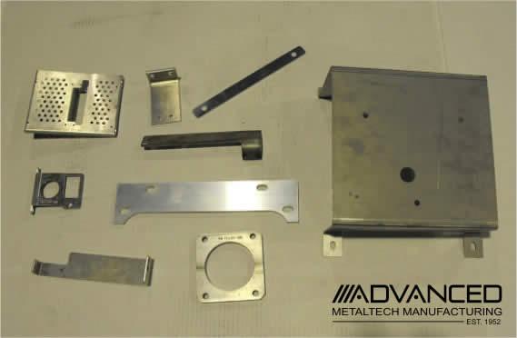 Steel and Aluminum Parts