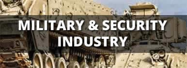 Military & Security Industry